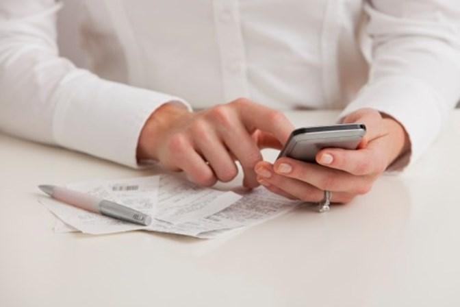 Fisco envia senhas para quem entrega IRS em papel