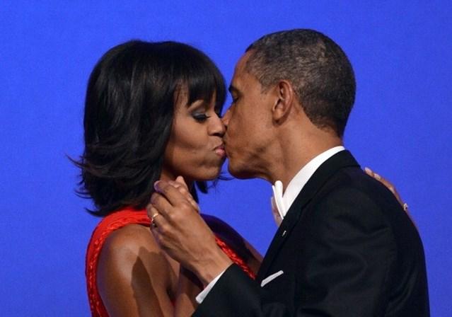 Obama surpreende Michelle em seu aniversário de 54 anos