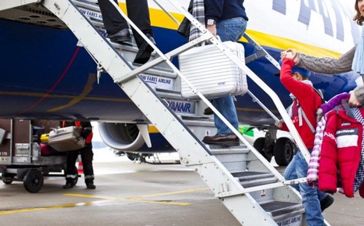Ryanair: as novas regras de bagagem que entram em vigor hoje