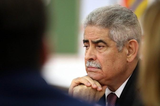 Luís Filipe Vieira ouvido no DIAP devido a jogo de futebol