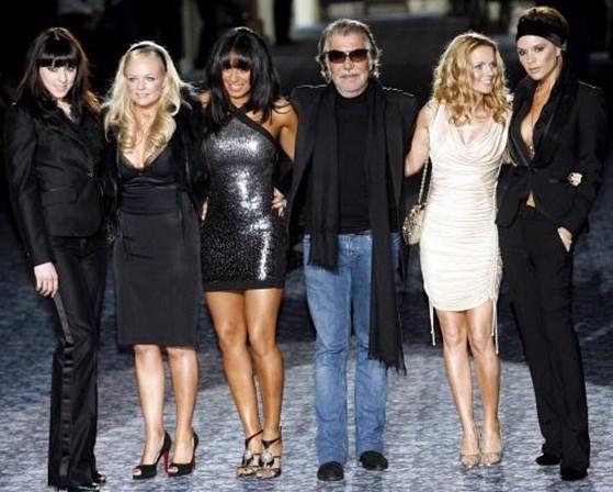 Spice Girls se reúnem com empresário que lançou grupo
