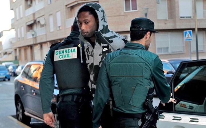 Rúben Semedo foi ouvido em tribunal esta quinta-feira