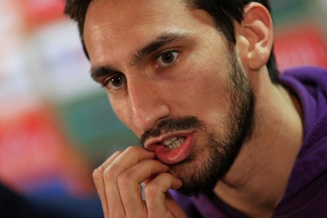 Capitão da Fiorentina morre aos 31 anos no hotel