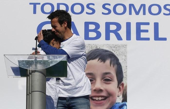 Menino desaparecido em Espanha encontrado sem vida na mala do carro