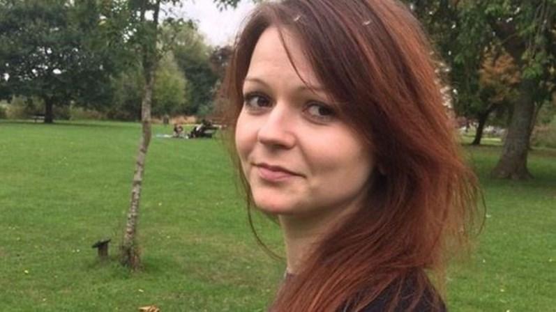 Após envenenamento, filha de ex-espião russo recebe alta de hospital