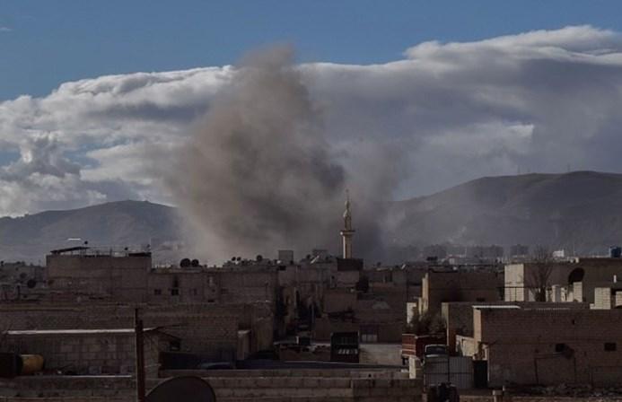 Síria: Rússia acusa EUA, Reino Unido e França de