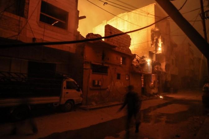 Rússia diz possuir 'provas irrefutáveis' da encenação química na Síria