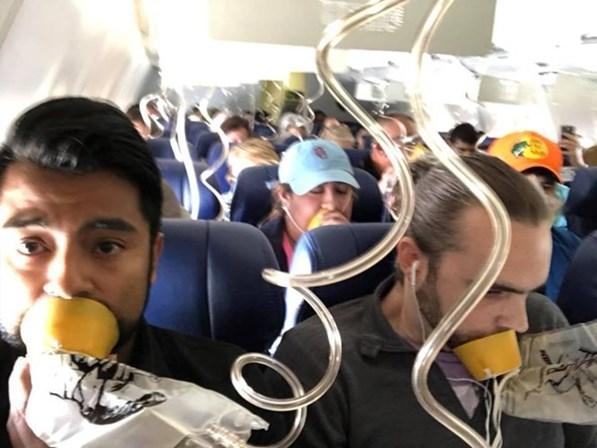 Passageira morre nos EUA após quase ser