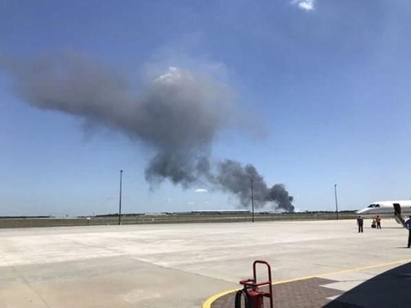 Avião militar C-130 despenha-se na Geórgia