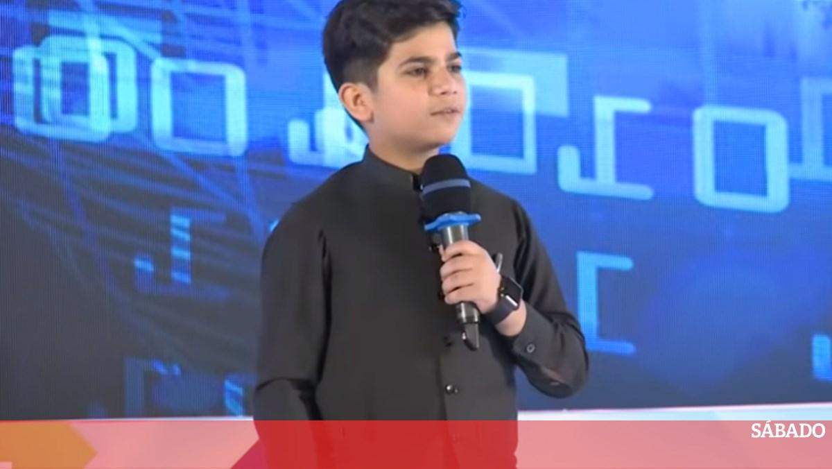 Rapaz De 12 Anos Torna Se Celebridade Com Palestras