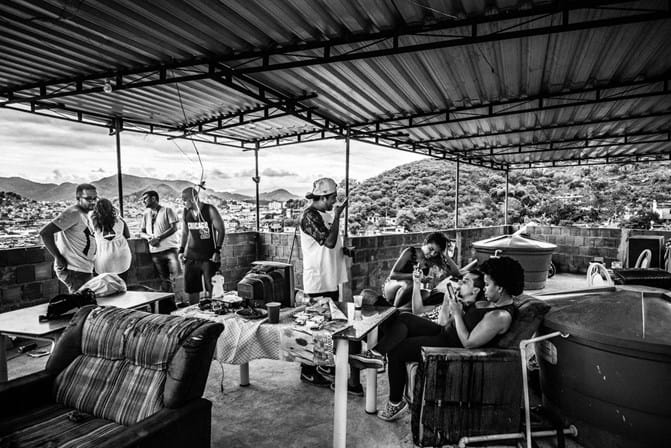 Daily Life - 3.º Prémio (stories)Citizen's Journalism in Brazil's Favelas, de Sebastián Liste