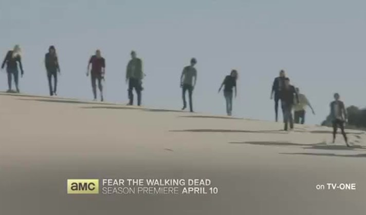 Fear the walking dead 2 trailer