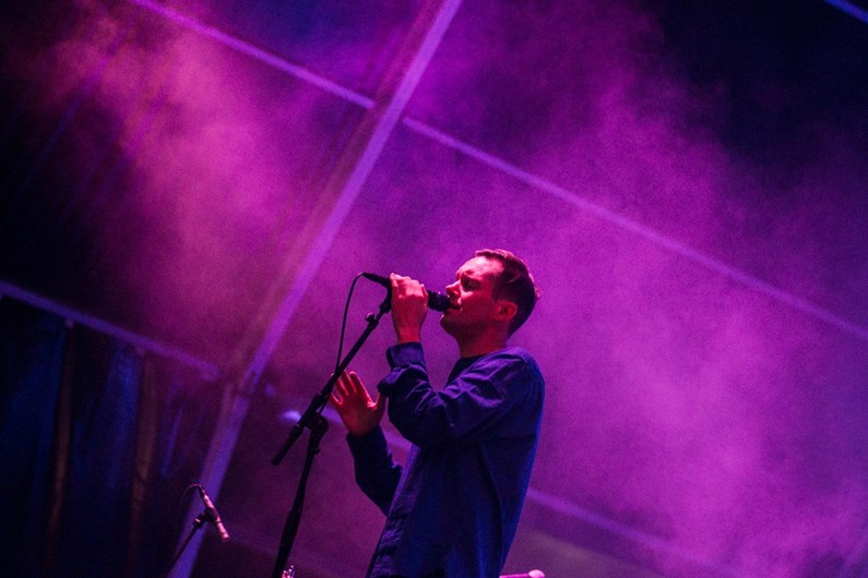 Rhye no Super Bock Super Rock 2016