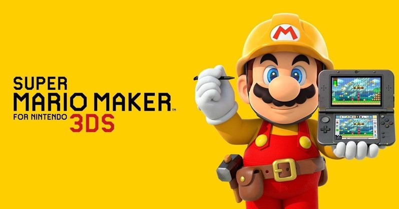 Crítica: Super Mario Maker (3DS)