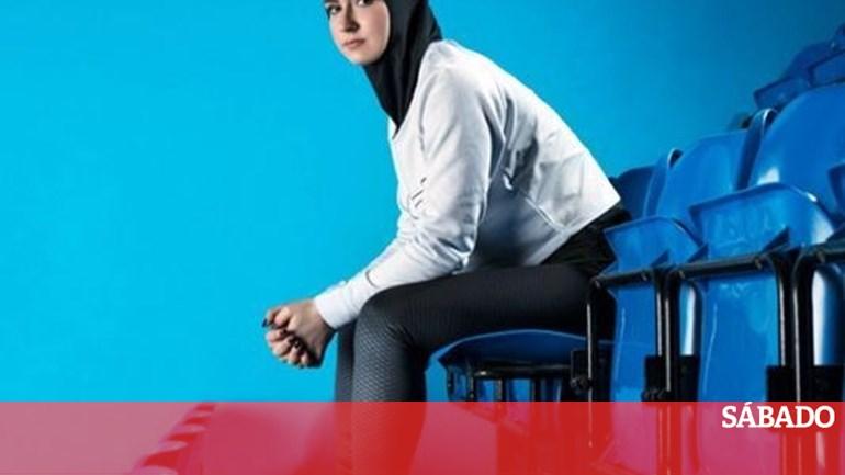 eb50cc8be8 Hijab desportivo da Nike para atletas muçulmanas causa polémica - Vida -  SÁBADO