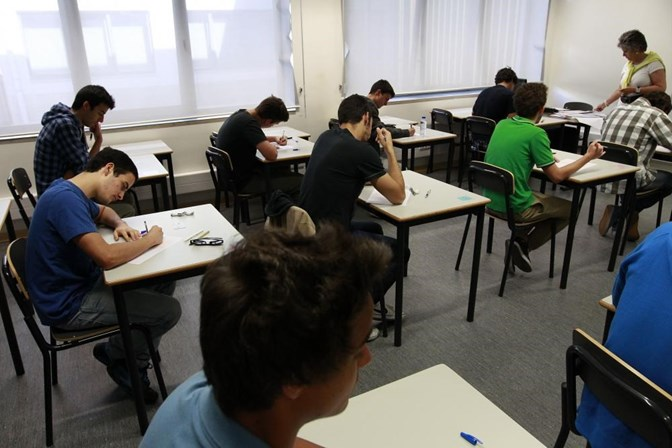 Image result for exames alunos