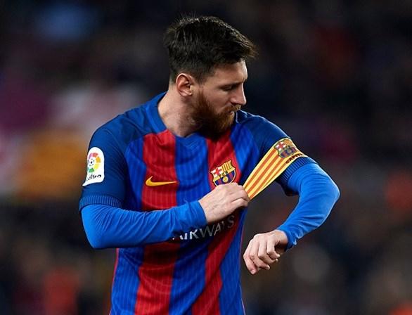 d3a77f367c Messi vai ser o capitão do Barcelona após a saída de Iniesta ...