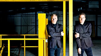 Orchestral Manoeuvres In The Dark em Portugal - aos 40