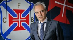 Presidente do Belenenses aponta à I Liga